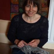 Knitting through Harry's Eyes at Dartford Folk Club